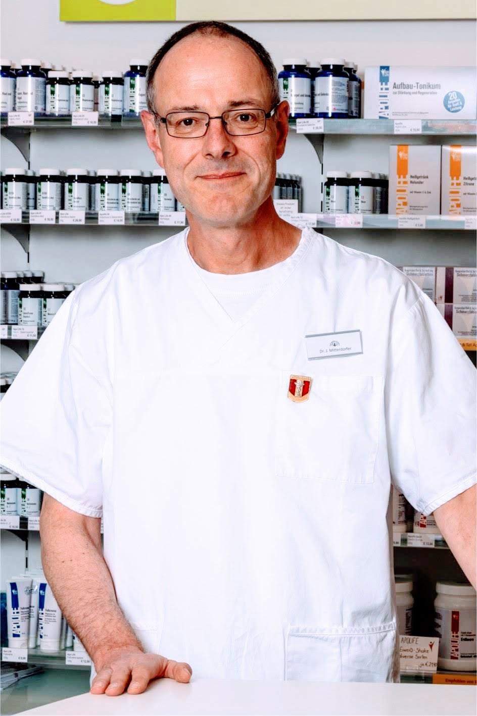 Mag. pharm. Dr. Jörg Mitterdorfer